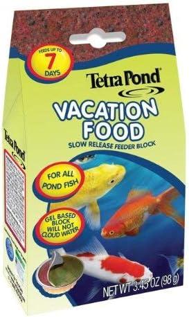 Tetra Pond 16477 3.45 Oz Pond Vacation Food [並行輸入品]