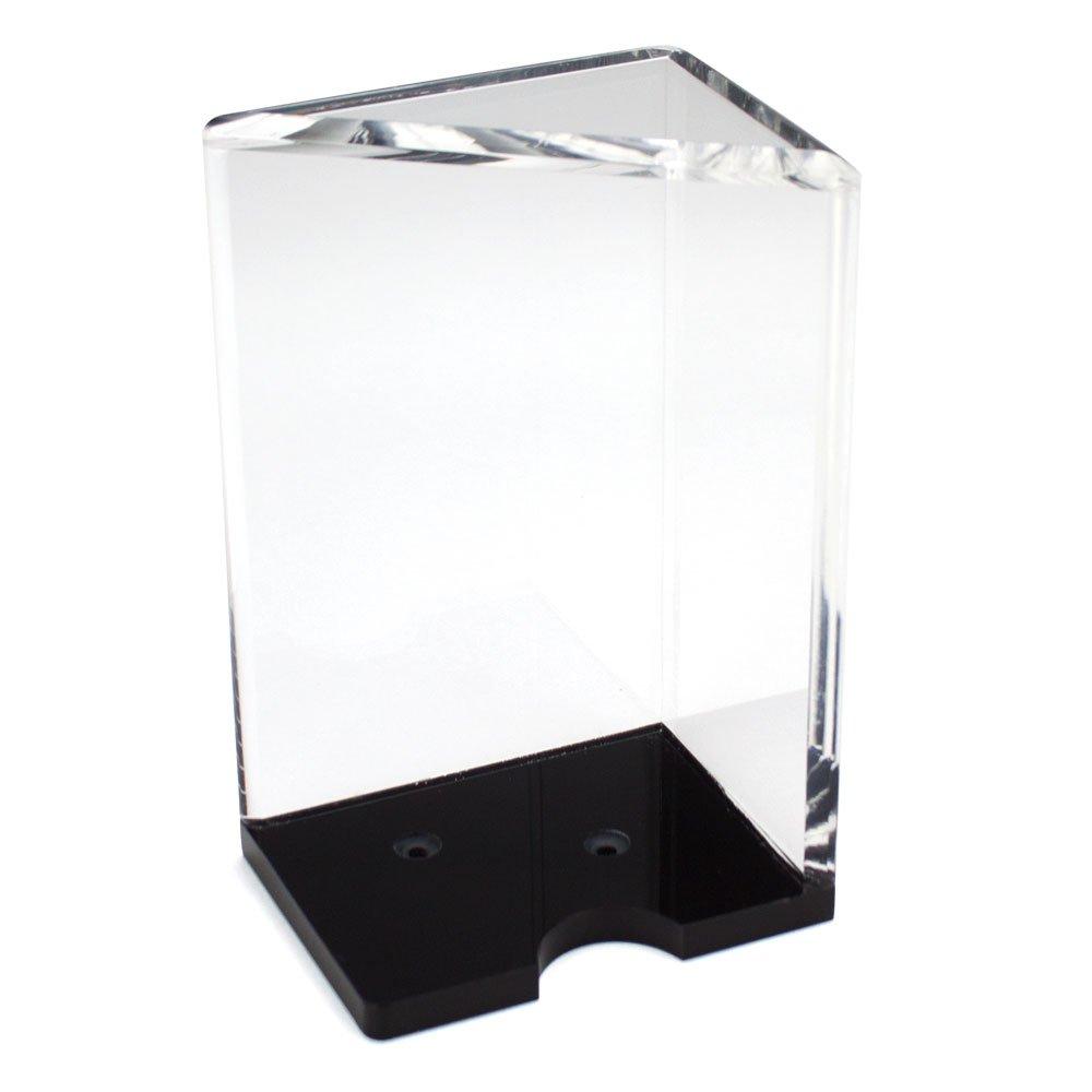 Brybelly 8-Deck Clear Acrylic Blackjack Discard Tray