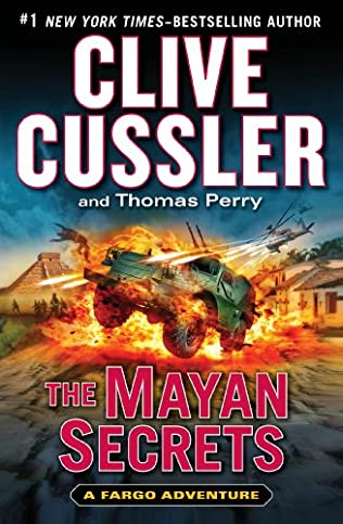book cover of The Mayan Secrets
