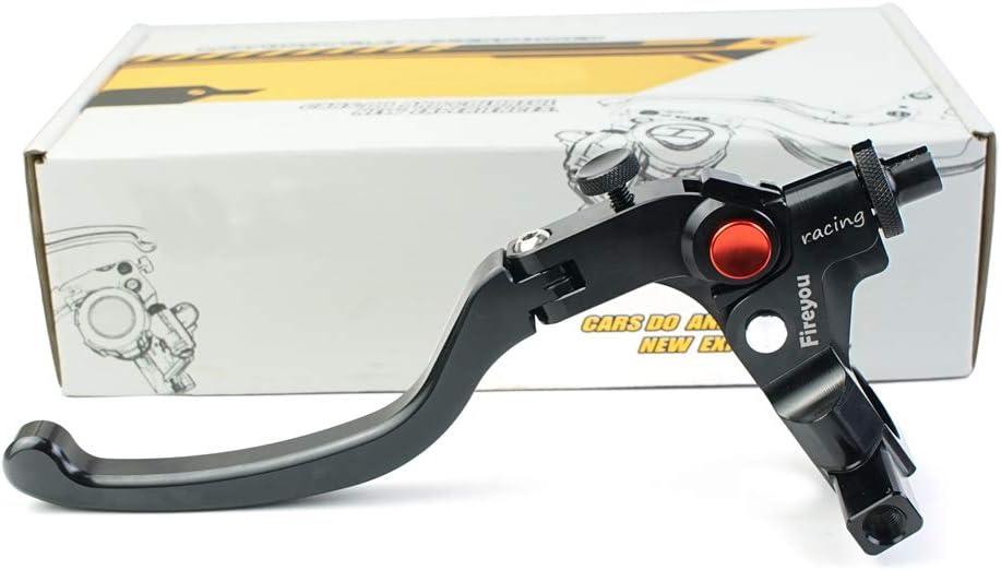 Kupplungshebel Motorrad Brems Und Kupplungshebel Mit Abe Barsch Line 7 8 Verstellbare Klapp Cnc Schwarz Linke Kupplung Auto