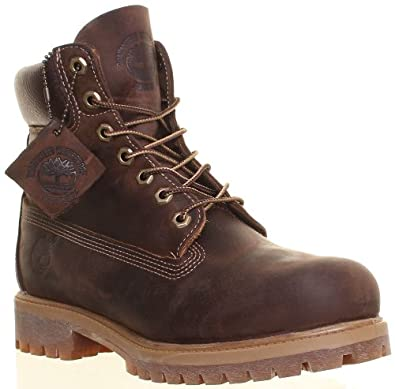 4bfe4e152226 SV - Timberland 27097 Mens Heritage Classic 6-Inch Premium Waterproof Boots  -...  Amazon.co.uk  Shoes   Bags