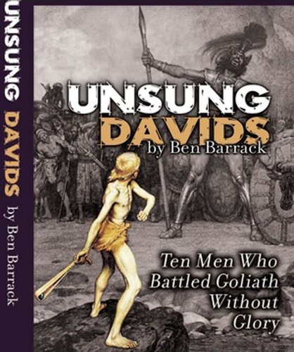 Unhonoured Davids: Ten Men Who Battled Goliath Without Glory