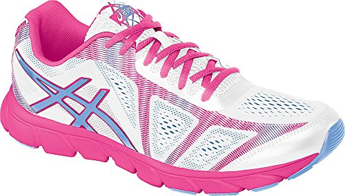 ASICS Women's Gel Havoc 2 Running Shoe,White/Lavendar/Pink,7 M US