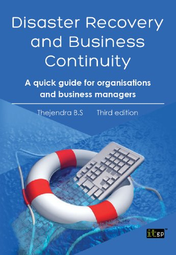 Disaster Recovery and Business Continuity by [BS, Thejendra]