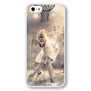 IMARTCASE iPhone 5S Case, Elephant Butterfly Polycarbonate Back Case for Apple iPhone 5s/5 White