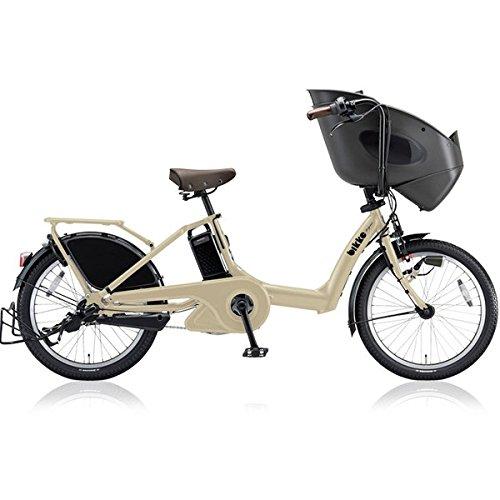 ブリヂストン(BRIDGESTONE) ビッケポーラー BP0D38 20インチ 電動アシスト自転車 専用充電器付 B0764CZRF3 T.レトログレージュ T.レトログレージュ