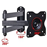Articulating Tilt TV Monitor Wall Mount 19 20 22 23 24 26 28 29'' LED Bracket A63