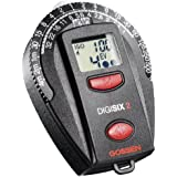 Gossen GO 4006-2 Digisix Light Meter 2 (Black)