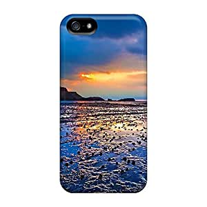 New Style Case Cover VTOrqEu4031UHqVL Cloudy Sunset Compatible With Iphone 5/5s Protection Case