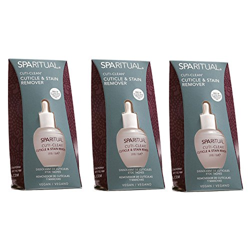 SpaRitual Cuti-Clean Treatment-0.5 oz set of 3