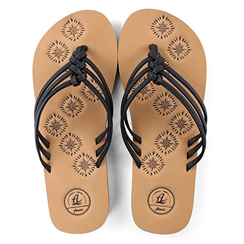 69efb131e 50%OFF Aerusi Womens Chill Life Flip Flop Sandals - holmedalblikk.no