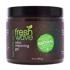 Fresh Wave Continuous Release Odor Eliminator Gel, 15-Ounce Jar