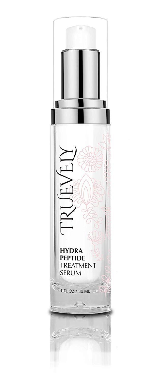 Peptide Face Serum Treatment - Anti aging, fades wrinkle, rejuvenate, hydrate, Cruelty Free, Vegan Friendly