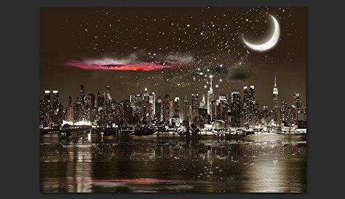 Murando Murando Murando - Fototapete 350x256 cm - Vlies Tapete - Moderne Wanddeko - Design Tapete - Wandtapete - Wand Dekoration - City Stadt New York NY d-B-0032-a-d B016OD8MZQ Wandtattoos & Wandbilder 099e5a