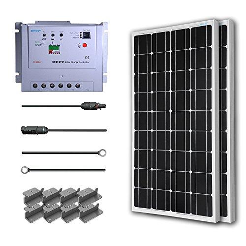 Renogy-200-Watts-12-Volts-Monocrystalline-Solar-Starter-Kit