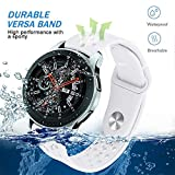 YJYDADA Large Silicone Replacement Watch Band Wrist