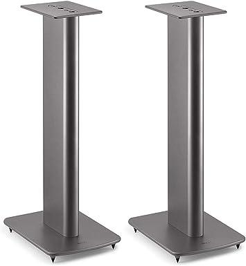 KEF Performance Speaker Stand (Titanium, Pair)
