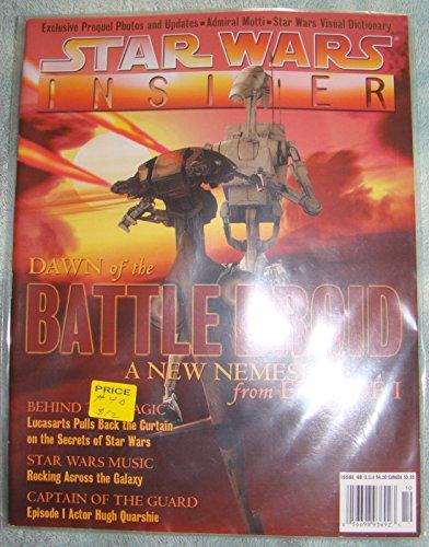STAR WARS INSIDER (STAR WARS INSIDER, ISSUE 40)
