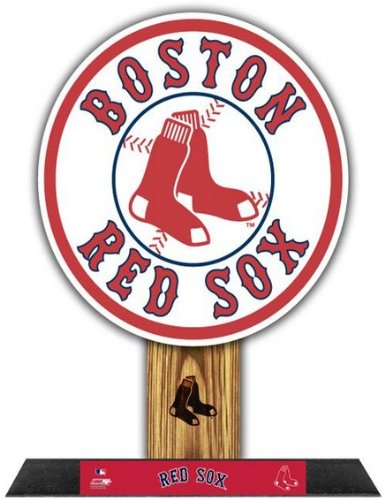 Boston Red Sox MLB StandZ® Logo Photo Desktop Display #2