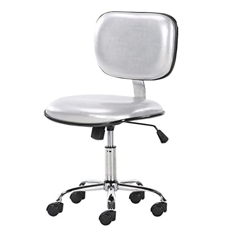 NEW Small Home Office Study Chair For Students 360 Degree Swivel Adjustable Seat