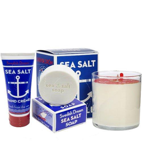 Swedish Dream Sea Salt Trio (Dream Creme)
