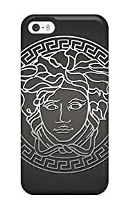 Anti-scratch And Shatterproof Versace Phone Case For iphone 5c High Quality Tpu Case