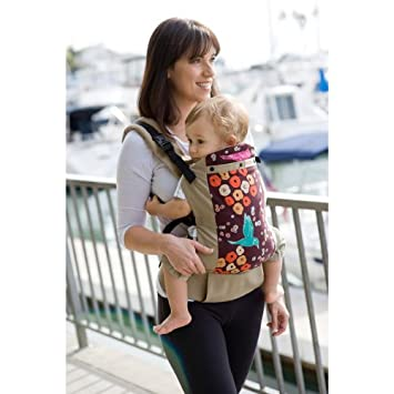 d99aedd0501 Amazon.com   Beco Butterfly 2 Baby Carrier - Niko   Child Carrier Front  Packs   Baby