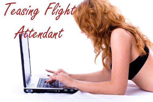 Teasing Flight Attendant]()