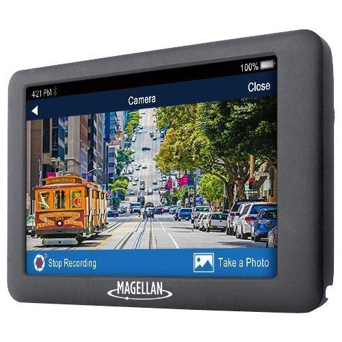 """Magellan Dash Cam Navigator, 1080P Full HD recording - 5.0"""" - RoadMate 6620-LM"""
