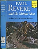 img - for PAUL REVERE AND THE MINUTE MAN book / textbook / text book
