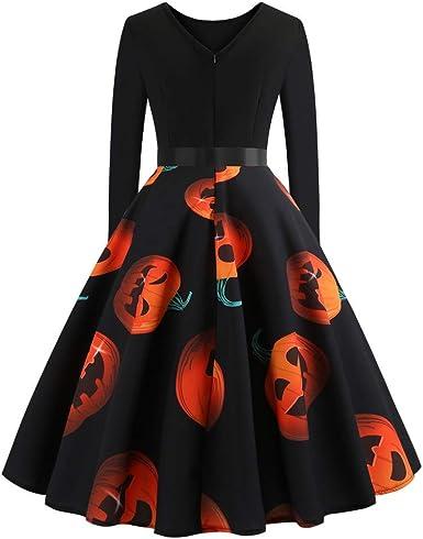 Halloween Disfraces para Mujer, Vestidos de Fiesta Vestidos de ...