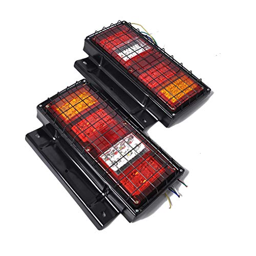 Led Tail Light Dimensions in US - 9