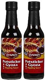 Dynasty Gyoza Potsticker Sauce - 5 oz - 2 Pack