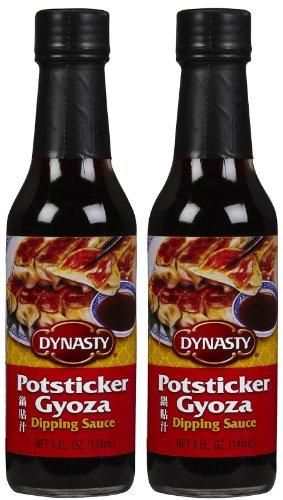 Pot Sticker Dipping Sauce (Dynasty Gyoza Potsticker Sauce - 5 oz - 2 Pack)