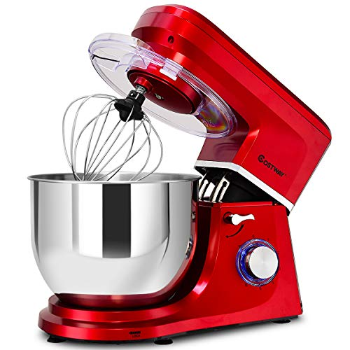 Costway Stand Mixer 660w Tilt Head Elec Buy Online In French Guiana At Desertcart