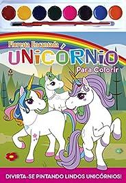 Unicórnio - Floresta Encantada: Para Colorir