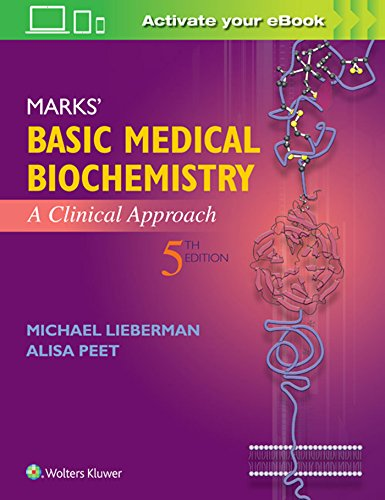 1496324811 - Marks' Basic Medical Biochemistry: A Clinical Approach