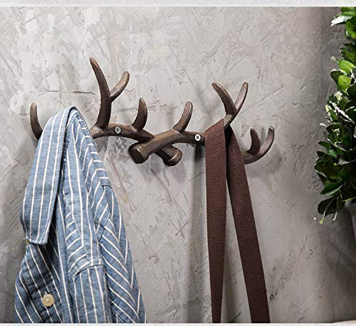 QINCH HOME Asta nórdica decorativo colgar en la pared ...