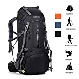 5 · ONEPACK 50L(45+5) Hiking Backpack Waterproof Backpacking Bag Outdoor  Sport Daypack for 80d3f806a5ccc