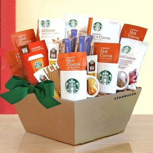Enough for a Party Starbucks Gift Box