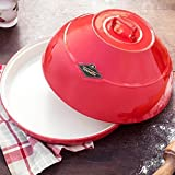Fornetto Garlic Roaster & Tortilla Warmer with Lid by Fornetto