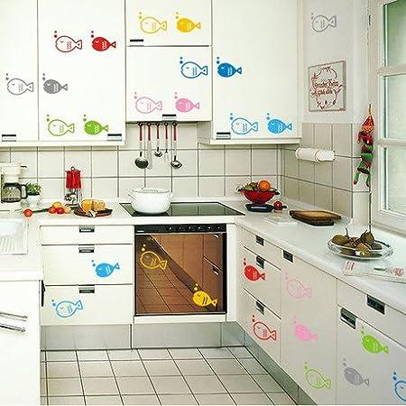 Ruipengpeng Foto Di Parete Preventivo Sticker Adesivo Impermeabile
