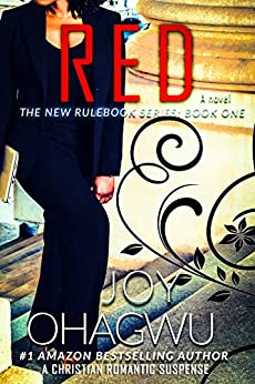 Red Rulebook Christian Suspense Book ebook product image
