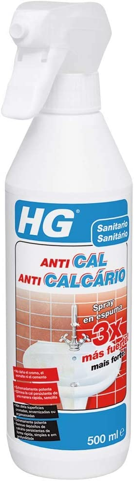 HG 605050130 - Spray antical en espuma (envase de 0,5 L): Amazon ...
