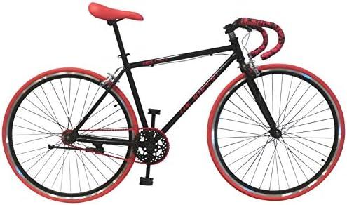 Helliot Bikes Fixie Soho H03 Bicicleta Urbana, Juventud Unisex ...