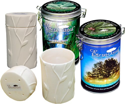 Pet Urns That Grow Tree Of Your Choice  Eternitrees Bio Cremation Urns Help Heal Your Heart   Heal The Planet  These Memorial Urns Burial Urns Grow A Quaking Aspen Tree