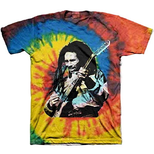 Bob Marley Live Tie Dye Little Boy's T-Shirt, 4T
