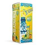 Zipfizz Healthy Energy Drink Mix, Citrus, 20 Count
