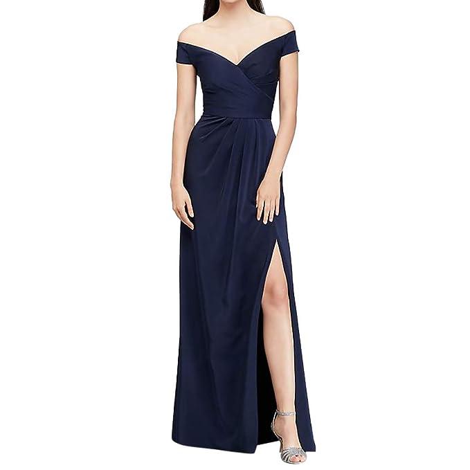 Slyar Mujer Vestidos Elegant Vestido Informal para Las Mujeres De ...