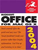 Microsoft Office 2004 for Mac OS X, Steve Schwartz, 0321247477